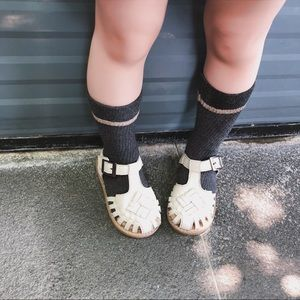 brand new never worn toddler girl sandal 13cm